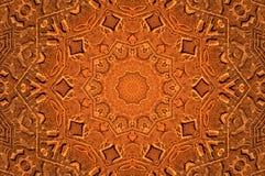 Arte di maya Fotografie Stock