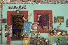 Arte di piega messicana Fotografia Stock