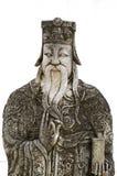 Arte di pietra della statua del cinese Fotografia Stock
