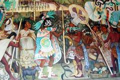 Arte di Rivera Fotografia Stock
