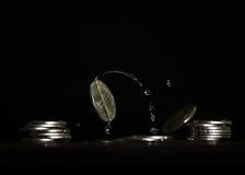 Arte di soldi Immagini Stock