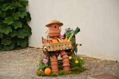 Arte di verdure Immagini Stock