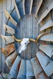 Arte do celeiro de Texas foto de stock