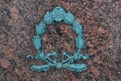 Arte 4318 do cemitério foto de stock