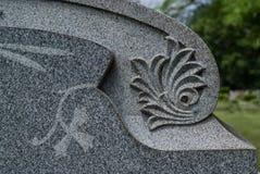 Arte 4338 do cemitério foto de stock royalty free