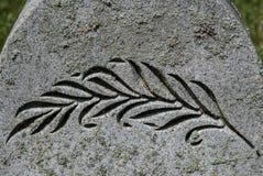 Arte 4373 do cemitério Foto de Stock Royalty Free