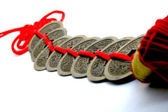 Arte do Dinheiro-Feng-shui fotos de stock