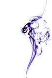 Arte do fumo Imagem de Stock