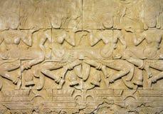 Arte do Khmer Imagens de Stock Royalty Free