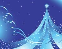 Arte do Natal ilustração royalty free