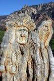 Arte do nativo americano Imagens de Stock Royalty Free