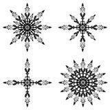 Arte do Ornamental das decorações Fotografia de Stock Royalty Free