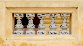 Arte do templo Imagens de Stock
