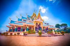a arte do templo em Tailândia Imagem de Stock