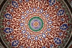 Arte do teto da abóbada Imagem de Stock