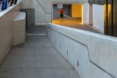 A arte dos elementos da rua e da arquitetura Fotografia de Stock Royalty Free