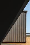 A arte dos elementos da rua e da arquitetura Foto de Stock