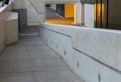 A arte dos elementos da rua e da arquitetura Imagem de Stock