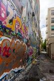 Arte dos grafittis Foto de Stock