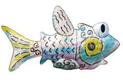 Arte dos peixes Foto de Stock