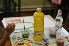 Arte e pittura Fotografie Stock Libere da Diritti
