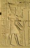 Arte egípcia 2 Foto de Stock Royalty Free