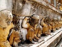 Arte em Tailândia 02 fotografia de stock royalty free