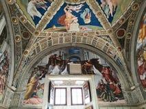 Arte em vatican Imagem de Stock