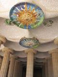 Arte en el techo Fotografía de archivo libre de regalías
