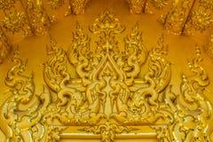 Arte en el templo Imagenes de archivo