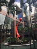 Arte en nueva Miami céntrica fotos de archivo libres de regalías