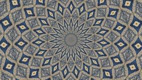 Arte espiral abstrata Fotografia de Stock Royalty Free