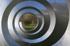 Arte espiral no.1 Imagen de archivo libre de regalías