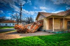 Arte exterior, Austin, Texas Imagem de Stock Royalty Free