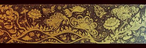 Arte -final tailandesa Imagem de Stock