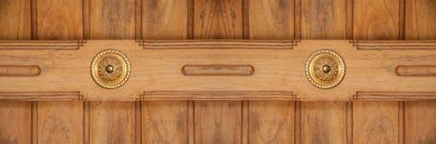 Arte finala de madeira Foto de Stock