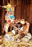 Arte finala de madeira Imagens de Stock