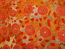 Arte finala de Tiwi Imagem de Stock