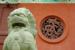 Arte finala do templo budista, Nepal foto de stock royalty free