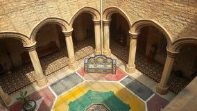 Arte finala no palácio de Banglaore, Bengaluru, Índia Imagens de Stock Royalty Free