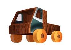 Arte fresca realistica dell'automobile Vektorgrafik isometrico dell'illustrazione di vettore illustrazione di stock