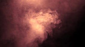 Arte fresca variopinta colorata naturale di fumo della nuvola di turbolenza di animazione qualità astratta simmetrica del fondo d immagini stock libere da diritti