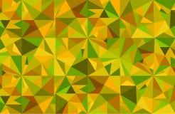 Arte geométrico abstracto Imagenes de archivo