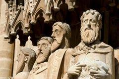 Arte gotica immagini stock