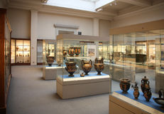Arte griego Imagen de archivo