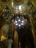 Arte hermoso de la iglesia Foto de archivo