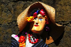 Arte I di Uruapan Fotografia Stock