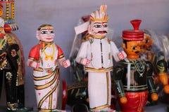 Arte indiana fotografie stock