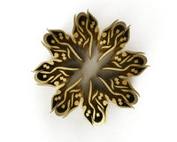 Arte islâmica 056 Foto de Stock