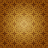 Arte islamica geometrica di vettore Immagini Stock